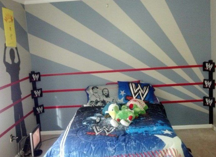 Marvelous Wrestling Bedroom Decor   Https://bedroom Design 2017.info/