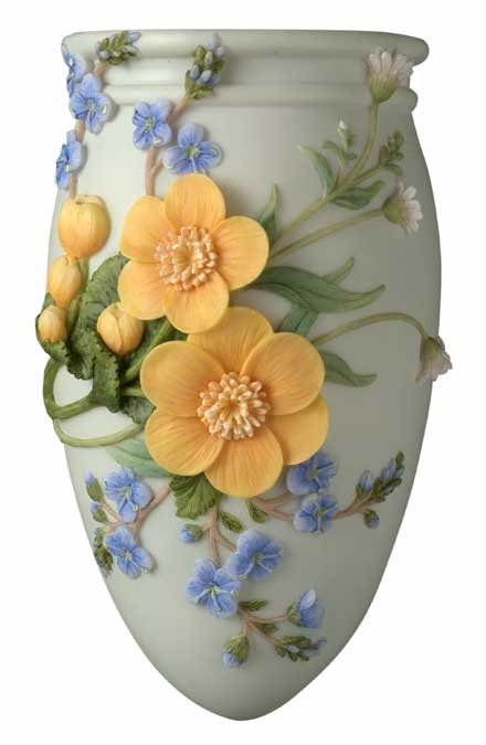 Wall Vase. I keep this for inspiration