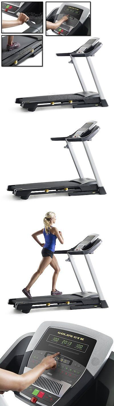 Treadmills 15280: Commercial Electric Treadmill Running Machine Motorized Fitness Cardio Gym -New -> BUY IT NOW ONLY: $849.95 on eBay!