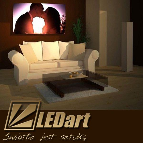 #ledart #campaign #walldeco