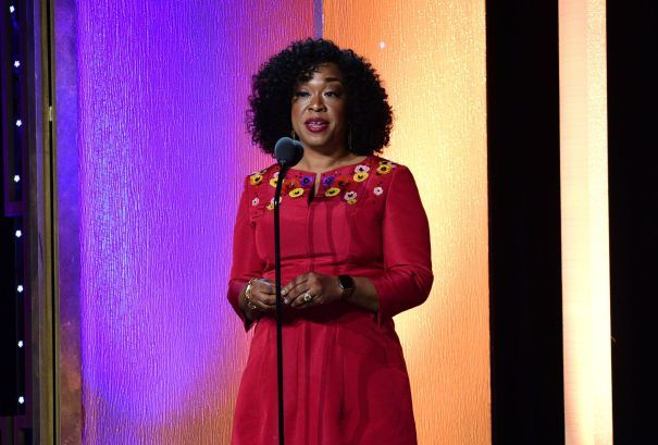 """Shonda Rhimes Talks Career Path; Being A """"Dragon"""" & Why 'Scandal's Rowan Pope Is Not A Terrible Person – Mipcom"""
