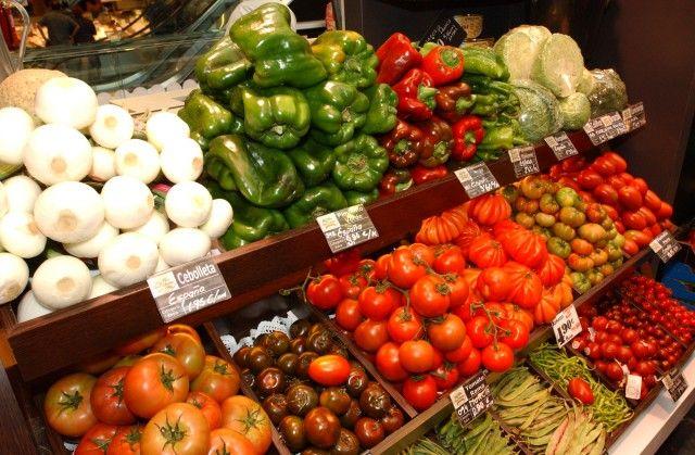 Repunta el consumo en los hogares de frutas (+3,5 %) y hortalizas (+4,6 %) en marzo