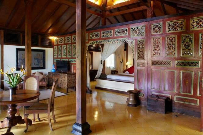 Traditional Javanese House