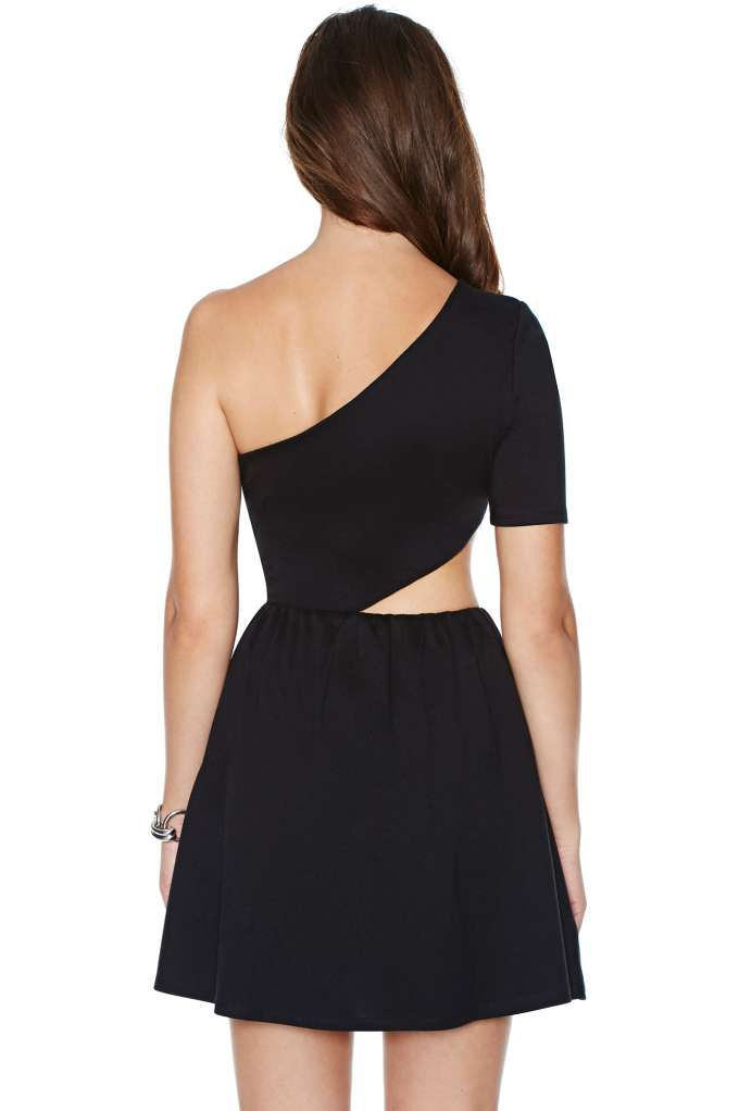 Nasty Gal Side Out Dress | Shop What's New at Nasty Gal