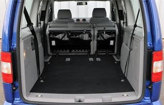We present to you: VW Caddy Maxi Life | croatiarentacarfleet