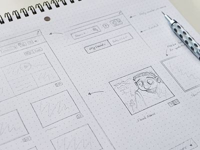 Hi friends,  I received many emails after my How I wireframe/sketch Mac Apps post, saying that it inspired some of you folks and asked me to share more if I have...   So, here I wanted to share a w...