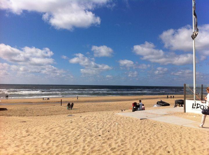 Relaxen en energie opdoen op het strand!