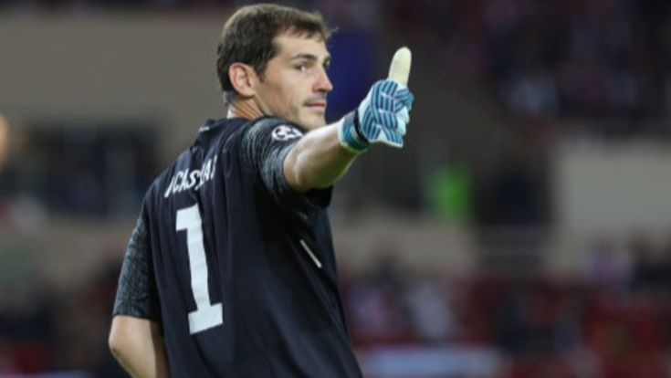 News: Iker Casillas Expertly Trolls Newspaper For False ...