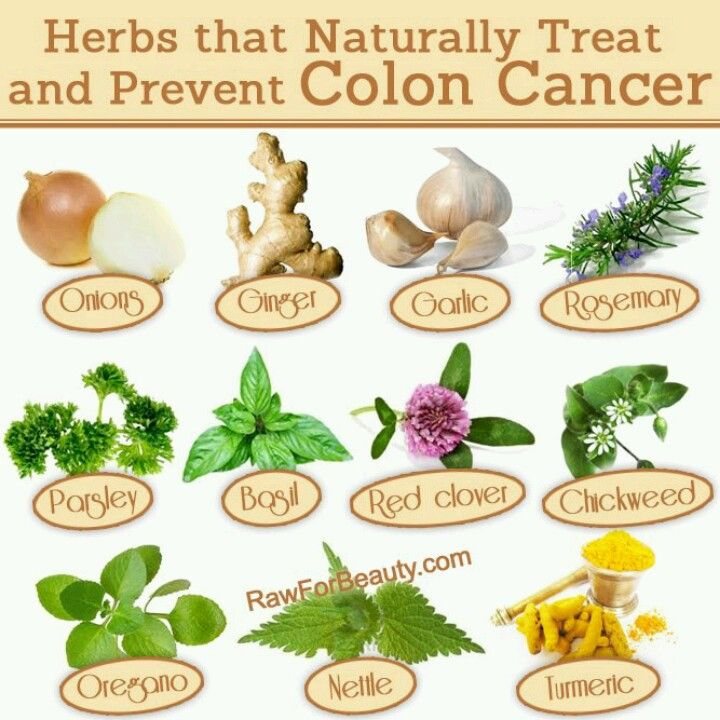 Natural Ways To Prevent Colon Polyps