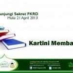FSLDK » Forum Silaturahmi Lembaga Dakwah Kampus » Launching Perpustakaan FKRD IPB