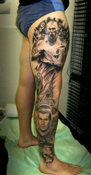 Isco Alarcon Tattoo