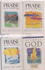 Praise & Worship Hosanna Music Lot (4) SEE HIS GLORY-ETERNAL GOD-MY REFUGE &