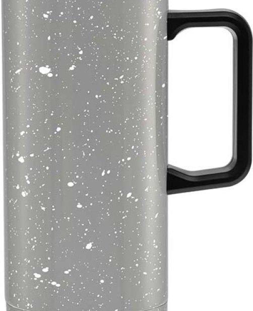 Barn Owl- Bulk Custom Printed 18oz Speckled Stainless Steel
