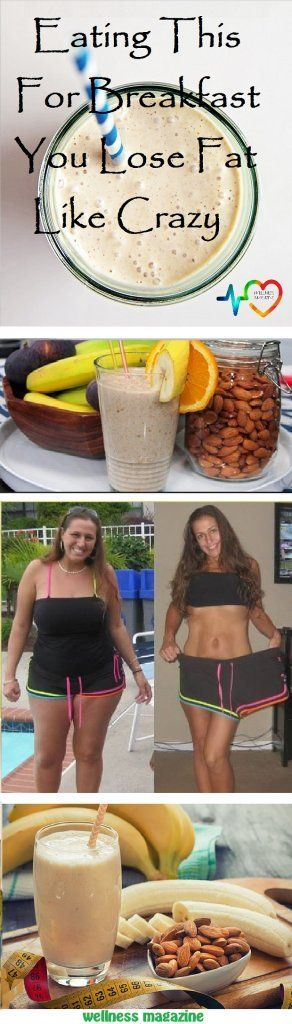 Eating This For Breakfast Will Make You Will Lose Fat Like Crazy Published on March 7, 2017 | Leave a response
