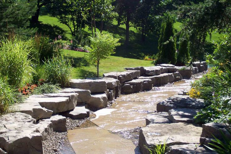 Stone Work - Walter's Landscaping