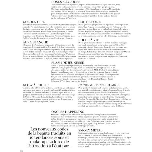 VOGUE Paris October 2011 / COVER GIRLS / Arizona Muse 아리조나 뮤즈, Izabel... ❤ liked on Polyvore featuring text, words, articles, fillers, backgrounds, quotes, phrase and saying