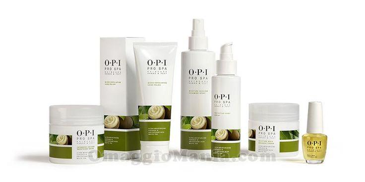 Vinci gratis un kit di prodotti OPI Pro Spa - http://www.omaggiomania.com/concorsi-a-premi/parti-con-opi/
