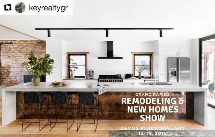 Come see us next weekend!! #Repost @keyrealtygr  This event looks like so much fun! If you are looking to do a few renovations around the house . . . this event is for you!  BuildRemodelGR.com | #buildremodelgr  Renovate your house! Create your home! DeVos Place starts the year filled with everything to build a new home finish your basement or bring your family room out of the 90s. Hundreds of local builders remodelers home improvement services; designers and home furnishings; Idea Rooms the…