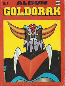 GOLDORAK N°1 Edition TELE GUIDE