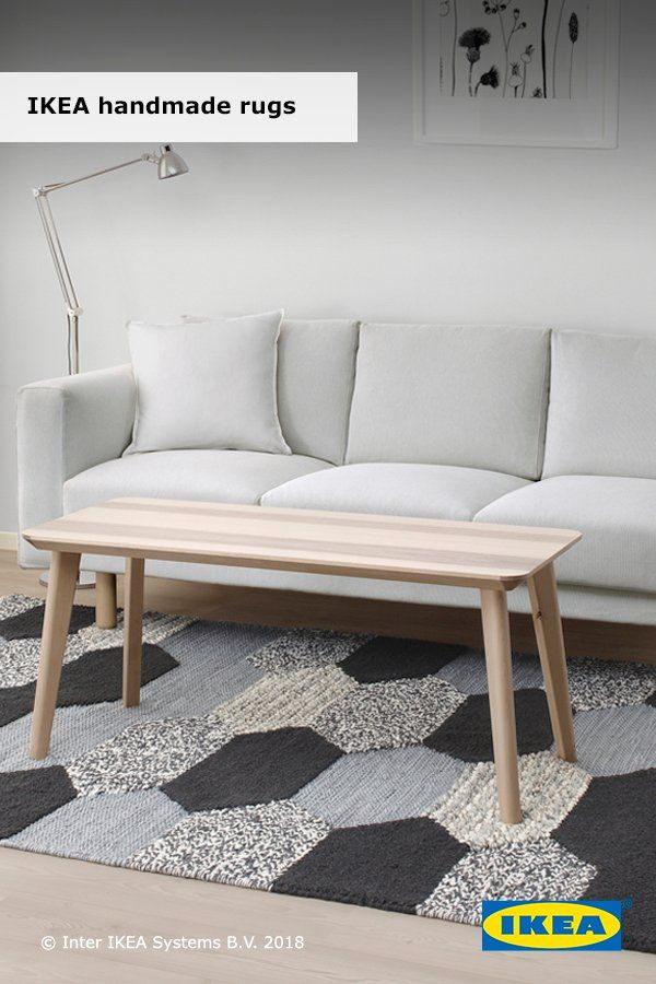 ikea handmade rugs from india and bangladesh are great accent pieces rh pinterest com