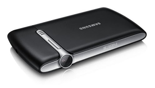 Conoce el mini proyector Samsung EAD-R10 para tu smartphone