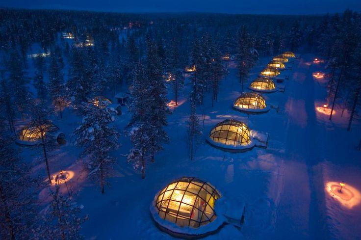 Hotel Kakslauttanen, Saariselka, Finland - Booking.com