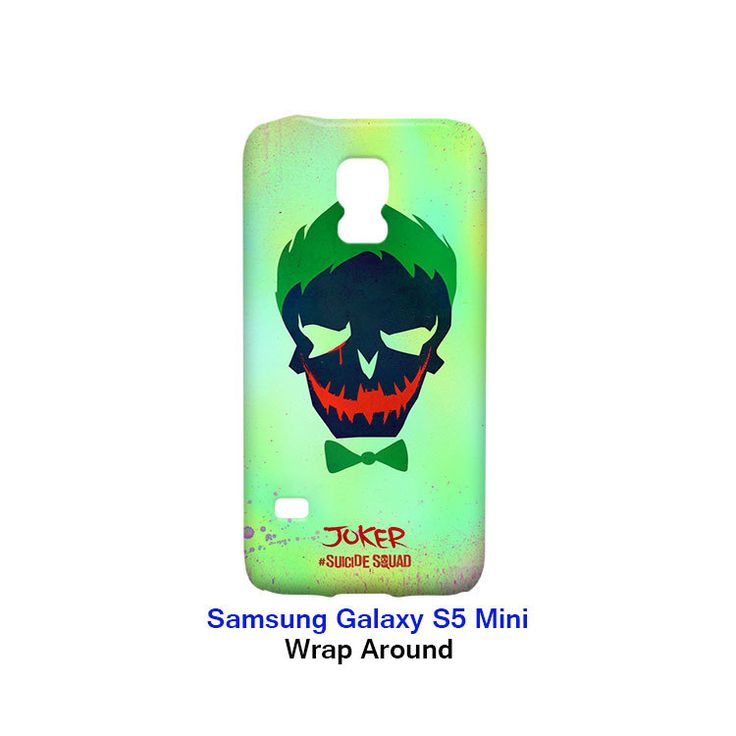 Joker Suicide Squad Samsung Galaxy S5 Mini Case