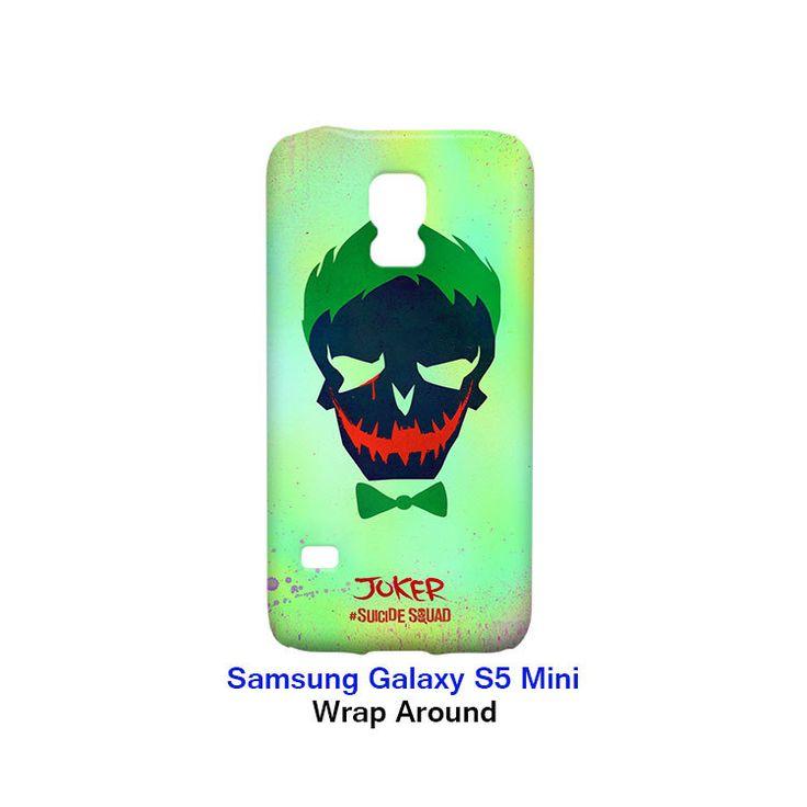 Joker Suicide Squad Samsung Galaxy S5 Mini Case