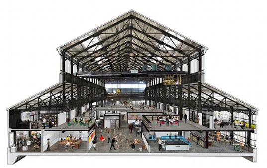 Brooklyn Navy Yard Announces Development of Massive Green Manufacturing Center for NYC