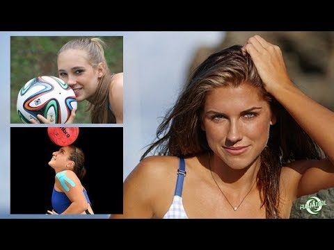 7 Pesepakbola Wanita Tercantik Dan Terseksi Dari Benua Amerika Yang Bisa...