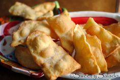 Sweet y Salado: Hojuelas U Hojaldras