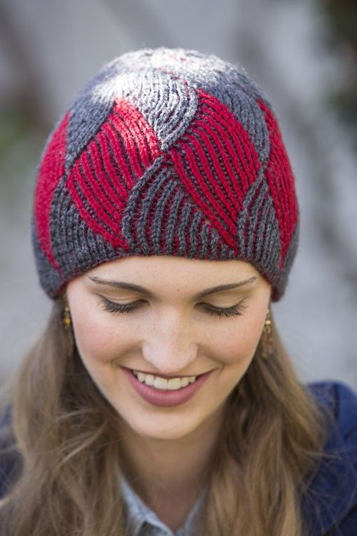 Twigg Stitch: A New Twist on Reversible Knitting | InterweaveStore.com
