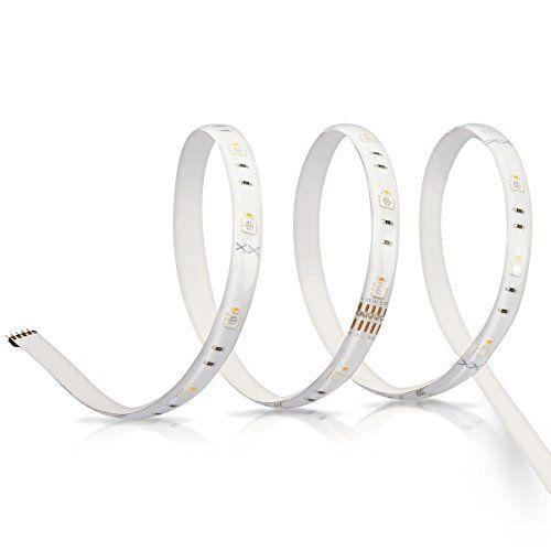 OSRAM LIGHTIFY Flex LED-Streifen 2 Meter L�nge / dimmbar / warmwei� bis tageslicht  2000K - 6500K und Farbsteuerung RGB