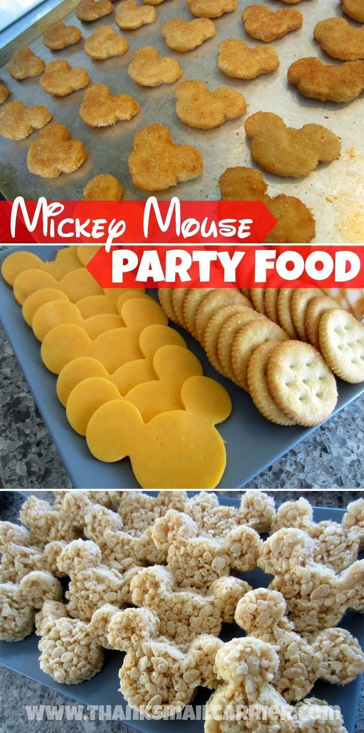 Mickey Mouse Party Food Ideas Mickey Mouse Party Food Mickey Mouse Clubhouse Party Mickey Mouse Birthday Party