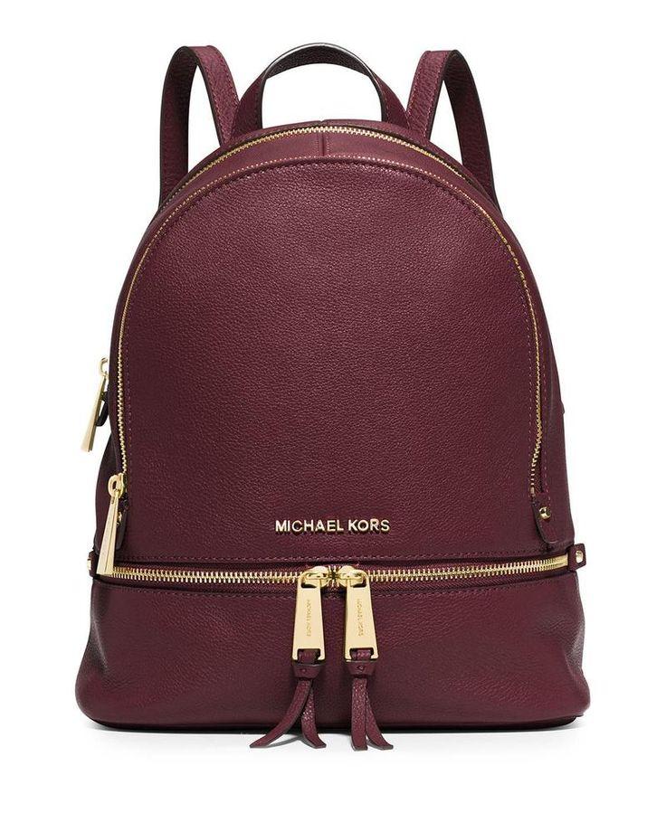 80305c8bc279 ... best price michael kors backpacks ebay 73d7f 9bcd7