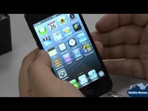 Знакомство с подделками под iPhone 5 - YouTube