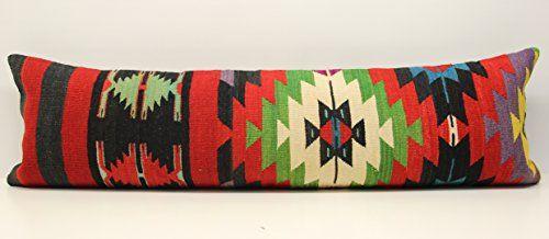 King size kilim pillow cover 14x47 inch (35x120 cm) Beddi... https://www.amazon.com/dp/B0791H7CZX/ref=cm_sw_r_pi_dp_x_BXpxAb9PX76M3
