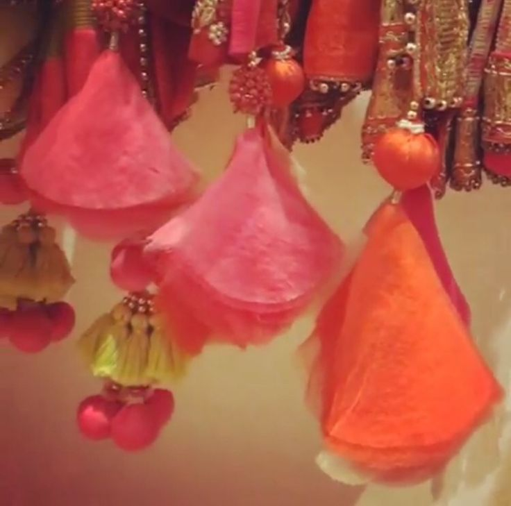 Nikasha # tassel love # Indian wear