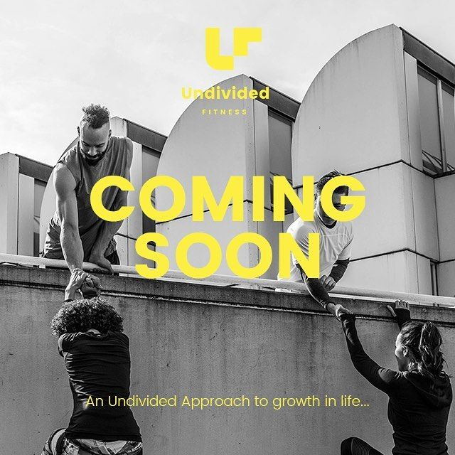 We're launching very soon. Support our launch at www.bit.ly/uf-launch and you'll be the first to know when we go live. Oh and all our early supporters will get a special promo offer.  #undividedfitness #fitness #wellness #healthylifestyle #launch