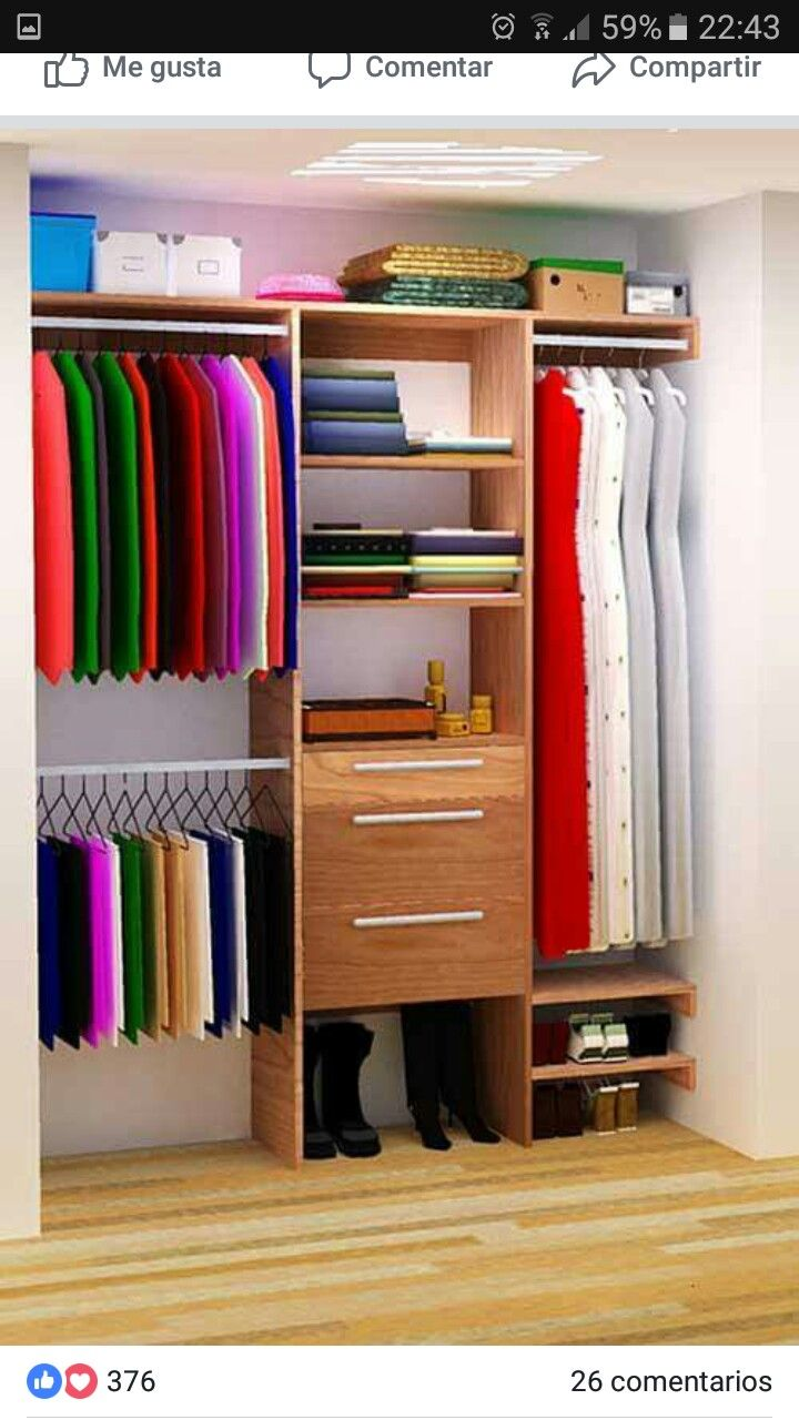 Pin By Normeen Naz On Cabinet Closet Organizer Plans Apartment
