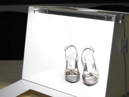 produktová fotografia obuv