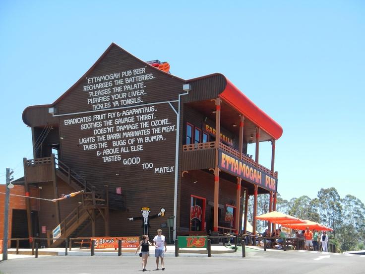 Ettomogah Pub, Queensland