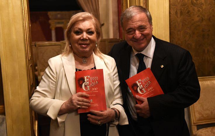 Mirella Freni e Donato Renzetti (foto Roberto Ricci)