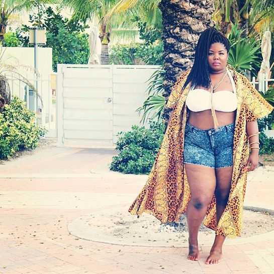 Plus Size Outfit Ideas OOTD Instagram