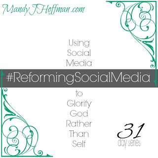 #31Days of Quotes from #ReformingSocialMedia by @Mandy Hoffman