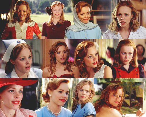 "I absolutely LOVE her , she is definitely my favorite actress . ! Especially in the ""Note Book"" . I love her classic red hair"
