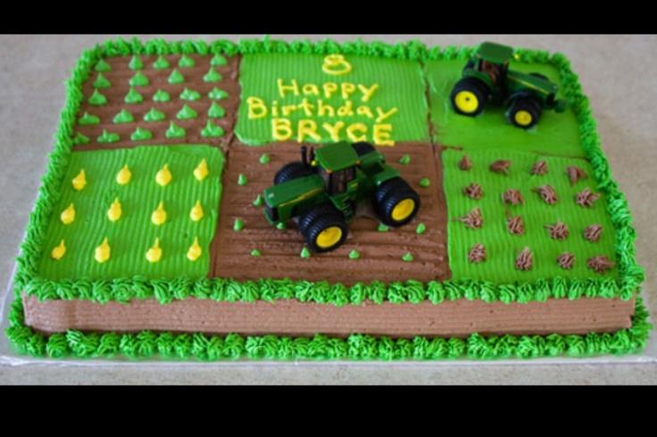 Baby Shower Cakes Jackson Mi ~ Mejores im�genes de fiesta tractores en pinterest