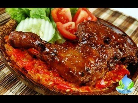 Resep dan Cara Membuat Ayam Bakar Penyek Enak