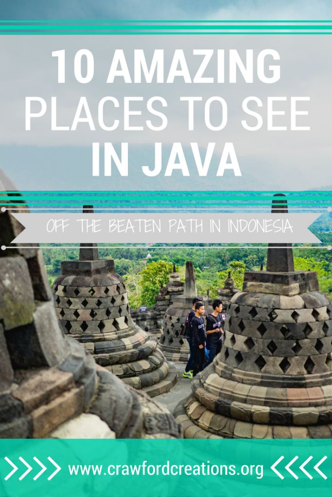 Indonesia | Java | Things to do in Indonesia | Java Sights | Indonesia Tourist Attractions | Off the beaten path