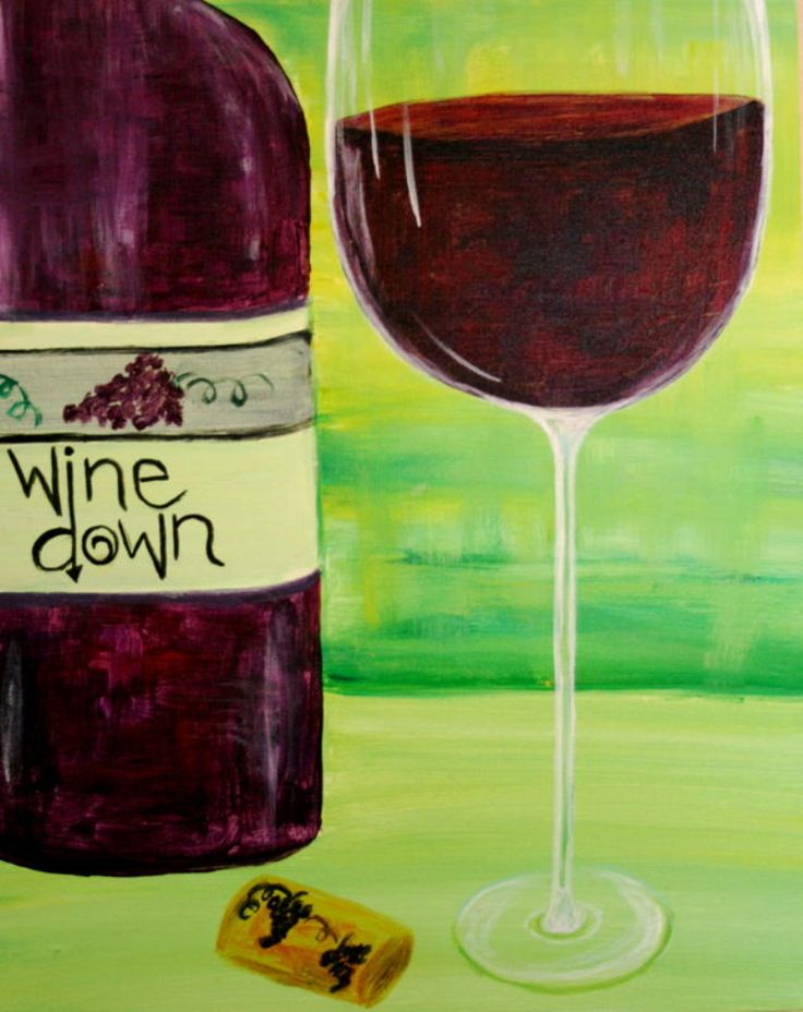 17 best images about wine and cocktail paintings on for Paint and cocktails